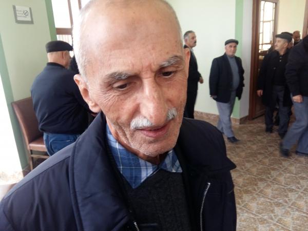 Ərkivanlı unudulmaz müəllim-Qardaşxan Zeynalov 80 yaşın astanasında